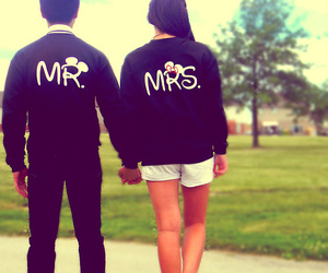couple, mr, and mrs image