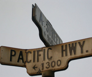 cali, highway 1, and pacific highway image