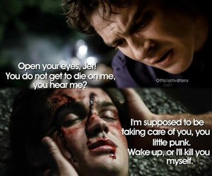 damon, jeremy, and Vampire Diaries image