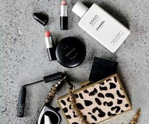 lipstick, cosmetics, and eyeliner image