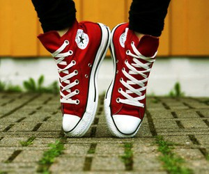 chuck and converse image