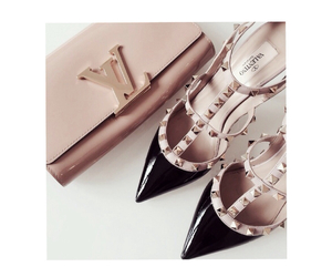 Louis Vuitton and Valentino image