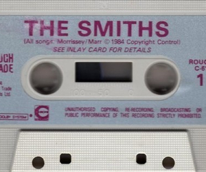 the smiths, music, and tape image
