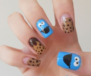 Cookies, monsters, and nails designs image
