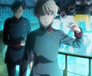anime, aldnoah zero, and slaine image