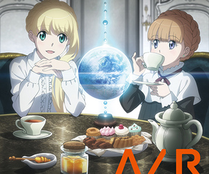 anime, manga, and aldnoah.zero image