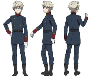 anime, slaine, and aldnoah.zero image
