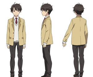 anime, manga, and inaho image