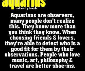 aquarius and zodiac image