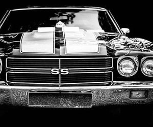car and '70 chevrolet chevelle ss image