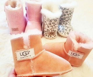 ugg, baby, and boots image