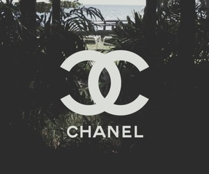chanel, beach, and summer image