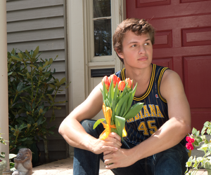 augustus, the fault in our stars, and ansel elgort image