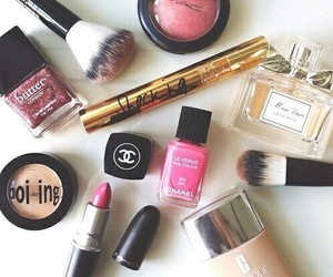 beauty, lifestyle, and makeup image