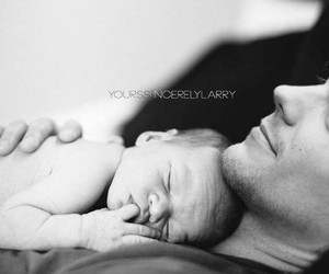 baby, louis, and larry image