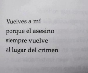 frases, crime, and book image