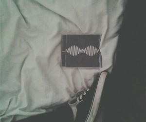 cd, music, and arctic monkeys image