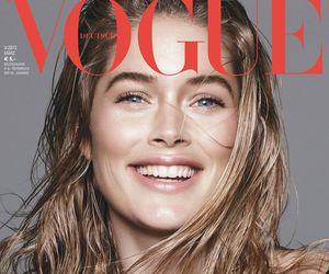 vogue, Doutzen Kroes, and beauty image