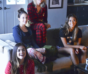 aria, pretty little liars, and emily image