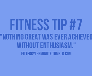 fitness, tips, and motivation image