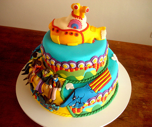 cake, the beatles, and beatles image