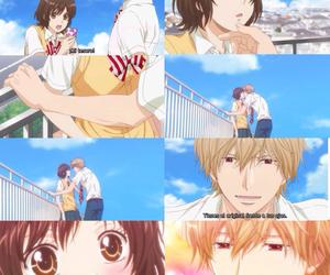 anime, couple, and erika image