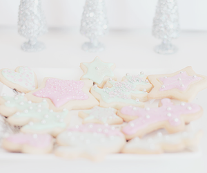 Cookies and stars image