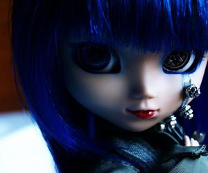 blue hair, japan, and custom image