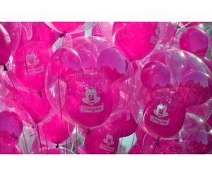 ballons, disney, and disneyland image