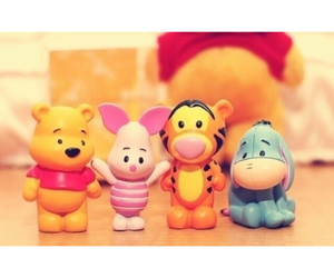 pooh, piglet, and winnie the pooh image