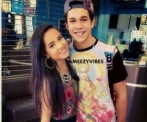 austin mahone, love, and becstin image