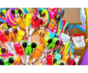 disney, lollipop, and mickey image