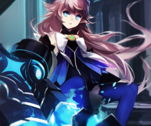 lu and elsword image