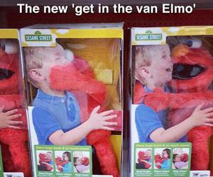 funny and elmo image