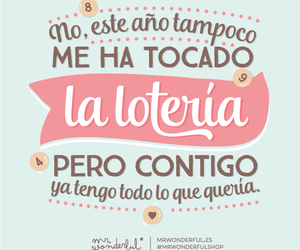 love, frases, and loteria image