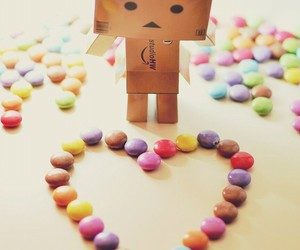 heart, danbo, and sweet image