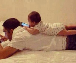 father, funny, and future image