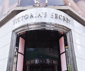 Victoria's Secret, pink, and shop image