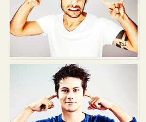 tyler posey, dylan o'brien, and ♡ image
