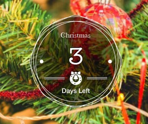 countdown, holiday, and winter image