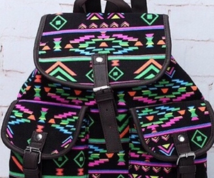 backpack, clothes, and bag image