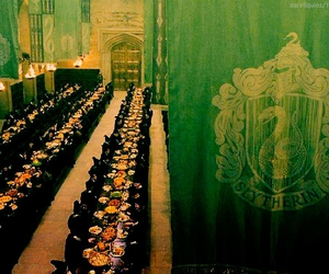 green, harry potter, and home image