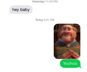 drole, frozen, and funny image
