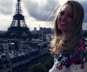 blake lively, paris, and beauty image