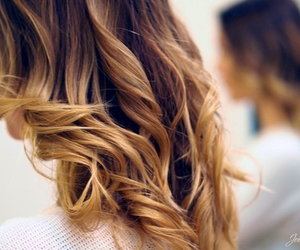 hair, blonde, and pretty image