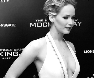 Jennifer Lawrence, mockingjay, and actress image