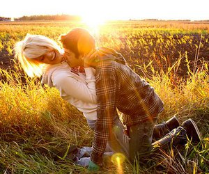 funny, nature, and couple image