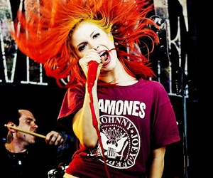 paramore, hayley williams, and ramones image