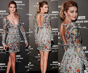 gigi hadid, dress, and fashion image