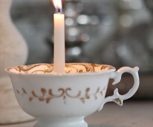 bougie, candle, and home image